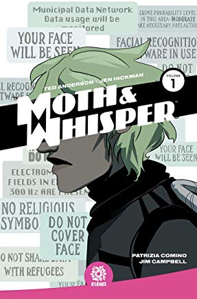 Moth & Whisper Vol. 1, AfterShock Comics
