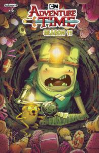 Adventure Time Season 11 #6, Jorge Corona, BOOM! Studios, 2019