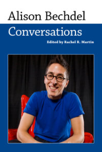 Alison Bechdel Conversations cover via University of Mississippi Press