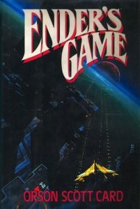 Cover for Ender's Game