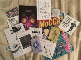 Marvelous MoCCA Mini Roundup