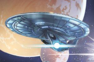 Star Trek: The Q Conflict #3: Good Plot, Slow Start
