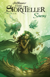 The Sirens #1, Cory Godbey, BOOM! Studios, 2019