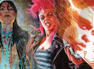 Valiant Comics Pulls No Punches With Forgotten Queen, Punk Mambo, and Livewire