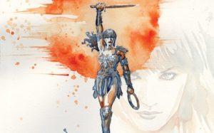 Cover Girl: Xena: Warrior Princess #1