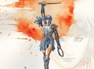 Cover Girl: Xena: Warrior Princess #1
