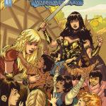Xena Warrior Princess #1 by Emanuela Lupacchino (Dynamite Entertainment, April 2019)