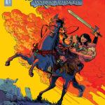 Xena Warrior Princess #1 by Erica Henderson (Dynamite Entertainment, April 2019)