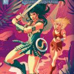 Xena Warrior Princess #1 by Paulina Ganucheau (Dynamite Entertainment, April 2019)
