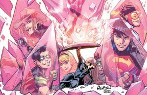 Young Justice #5: Repressed Memories and Kryptonite