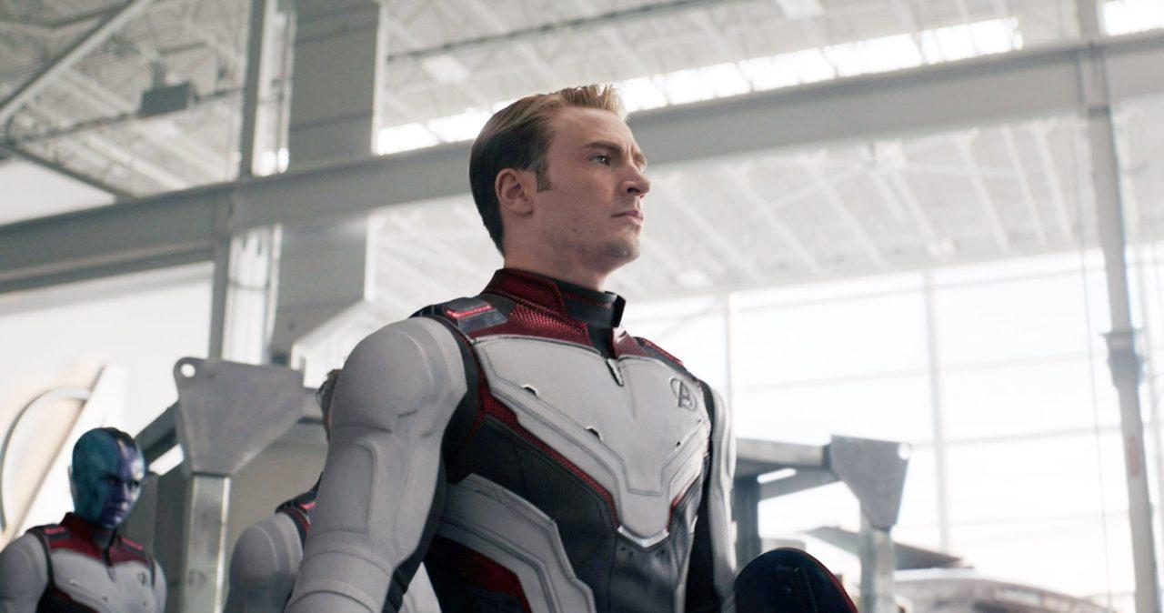 Avengers: Endgame poster, 2019, Disney