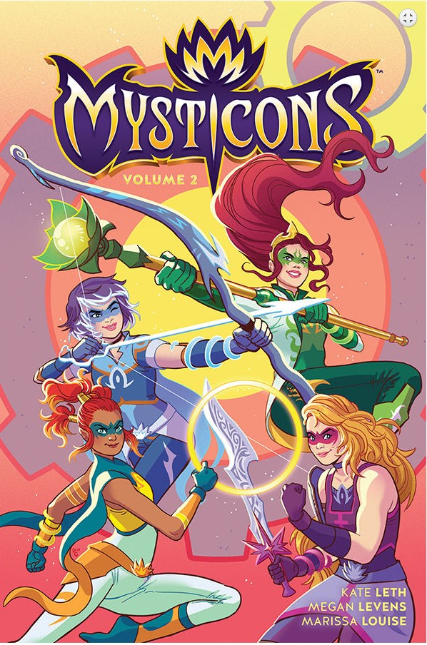 Mysticons Volume 2 (Dark Horse Comics, May 2019)