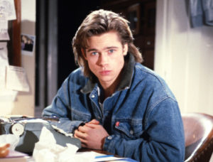 Brad Pitt 1989