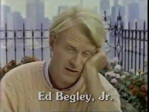 Ed Begley jr