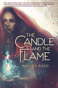 The Candle and the Flame, Nafiza Azad, Scholastic, 2019