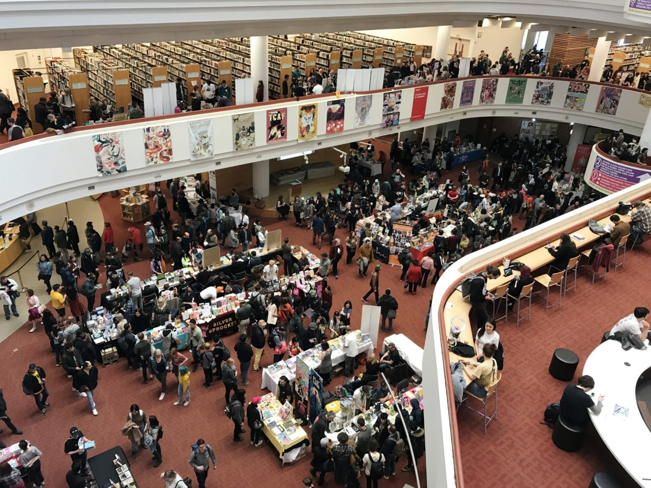 TCAF 2019. Photo by Louis Skye.