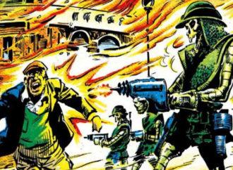 Britain Versus Aliens in Invasion 1984!