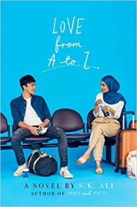 Cover for Love From A to Z by S.K. Ali