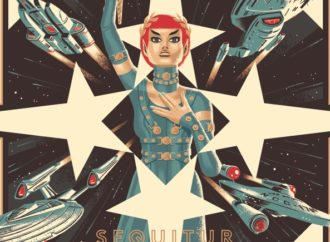 Star Trek: The Q Conflict #4: A Suspenseful and Thrilling Adventure