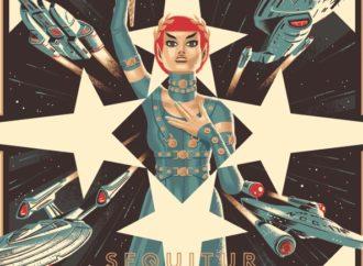 Star Trek: The Q Conflict #4: A Suspenseful and Thrilling Adventure