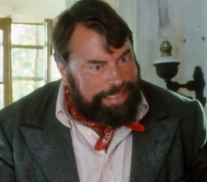 Brian Blessed, 1987
