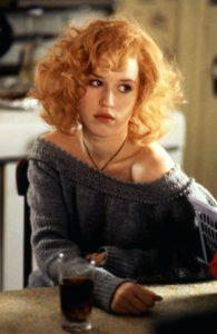 Molly Ringwald, 1989
