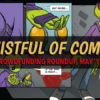 A Fistful of Comics: Crowdfunding Roundup May '19