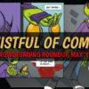 A Fistful of Comics: Crowdfunding Roundup May '19