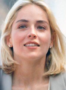 Sharon Stone, 1989
