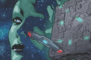Star Trek: The Q Conflict #5: Resistance is Futile … Against Q