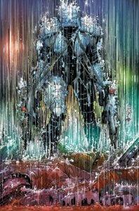Cover for The Silencer #18 - The Silencer in the Rain
