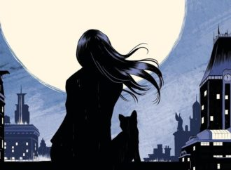 Underwhelmed with Under the Moon: A Catwoman Tale