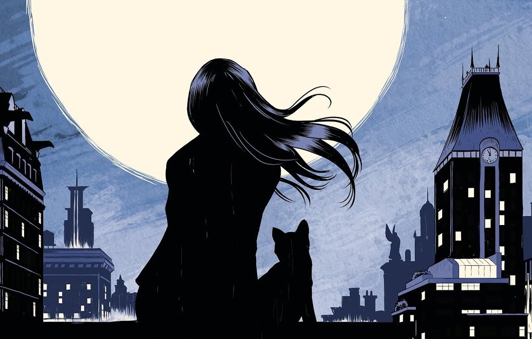 Under the Moon: A Catwoman Tale. Deron Bennett (letterer), Isaac Goodhart (artist), Jeremy Lawson (colourist) and Lauren Myracle (writer). DC Ink (a DC Comics imprint). May 1, 2019