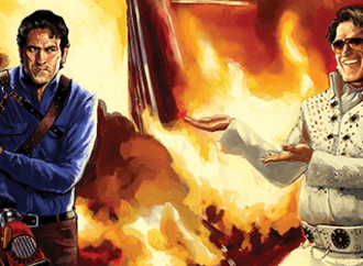 Suspicious (and Confused) Minds Reign In Army of Darkness/Bubba Ho-Tep #4