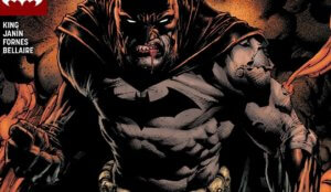 Batman: Rebirth #72: Let's Break The Bat!