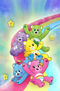 Care Bears: Unlock the Magic #1 cover by Agnes Garbowska