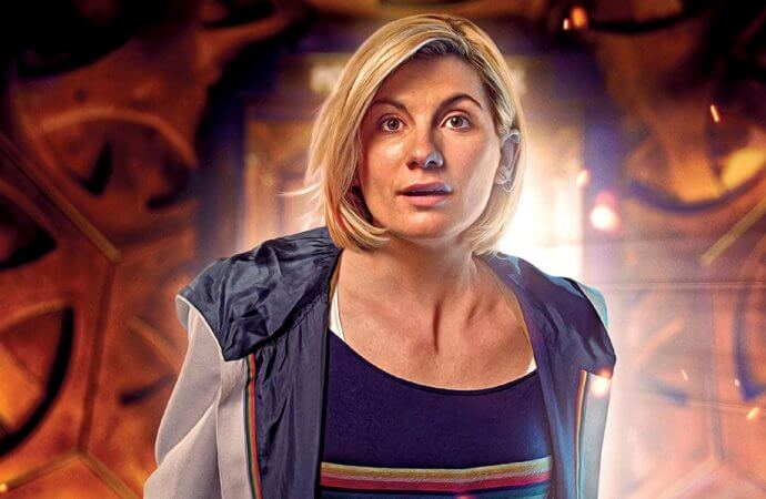 Doctor Who: The Thirteenth Doctor Has War, Demons, and a Suspicious Podcast