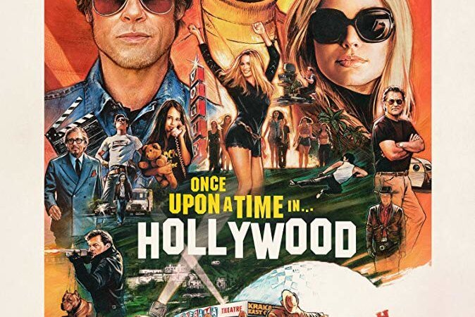 Once Upon a Time … in Hollywood Wastes its Potential