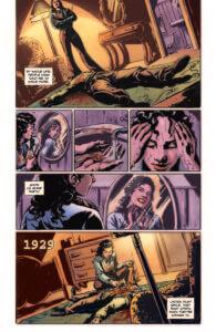 Mafiosa preview page 2