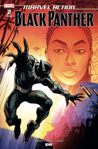 Marvel Action - Black Panther #2Marvel Action - Black Panther #2