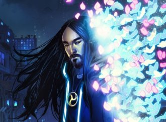 Tom Bilyeu & Steve Aoki's Neon Future Looks Bright