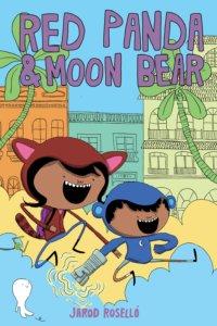 Red Panda & Moon Bear TPB cover by Jarod Roselló