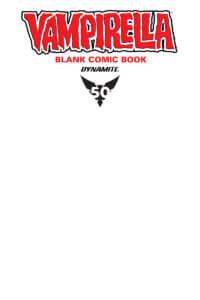 It's blank