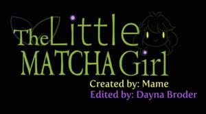 Little Matcha Girl by mame ´・ω・`, LINE webtoons
