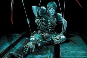 StarCraft: Survivors #1 Review: There Are Strings on Me