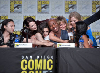 Supergirl at SDCC: Shared Experiences