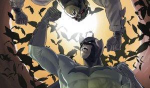 Batman: Rebirth #74: It's Family Feud!