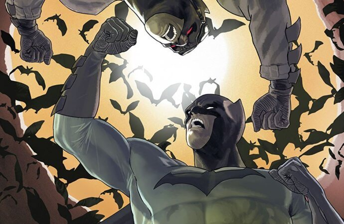 Batman: Rebirth #74: It's Family Feud!