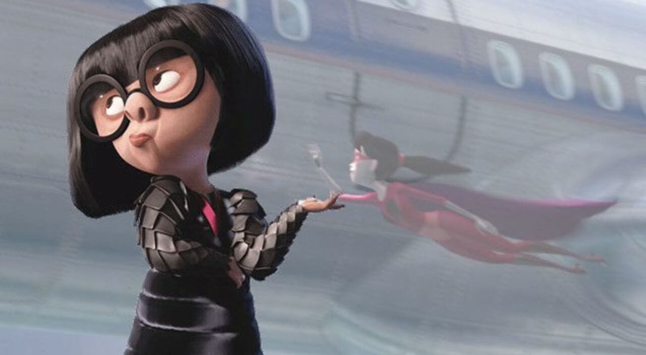 Couturier To Champions An Appreciation Of Edna Mode Wwac