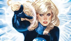The Evidence of Things Not Seen: Invisible Woman #1